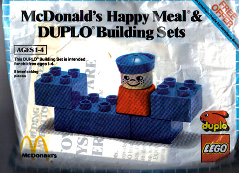 1919 Happy Meal Set