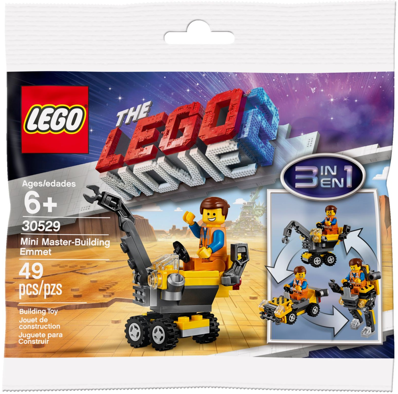 30529 Mini Master-Building Emmet