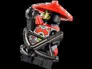 70500 Le robot de feu de Kai 3