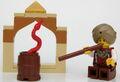 9349 Schlangenbeschwörer mit Schlange