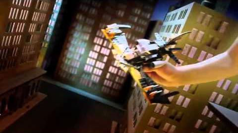 LEGO DC Comics Commercial 2014