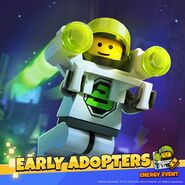 LLHU Early Adopters