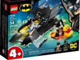 76158 Batboat The Penguin Pursuit