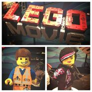 The LEGO Movie SDCC 2013