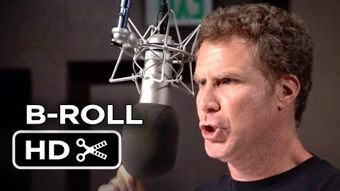 The Lego Movie Complete B-ROLL (2014) - Will Ferrell, Nick Offerman Movie HD
