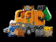 5637 Le camion à ordures