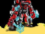 76171 L'armure robot de Miles Morales 3