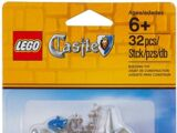 850888 LEGO Castle Knights Accessory Set