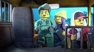 LEGO Hidden Side Trailer Comic-Con SD 2019