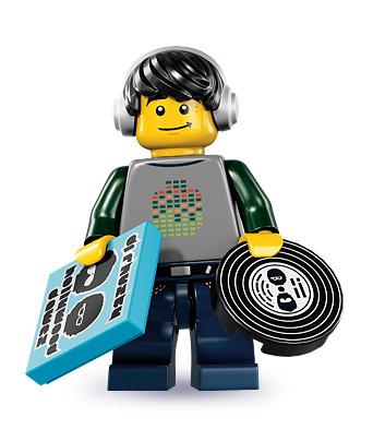DJ (Minifigures)