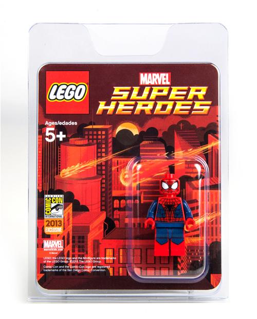 Comic-Con Exclusive Amazing Spider-Man 2 Suit Spider-Man Giveaway