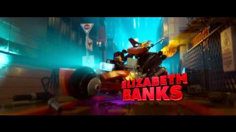 The LEGO Movie Greatest Team