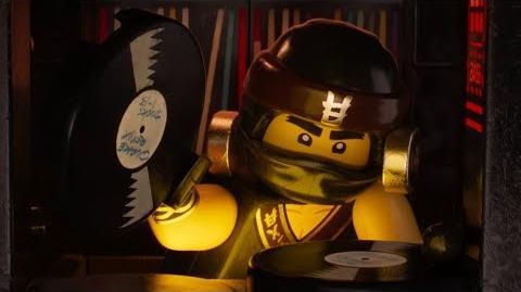 The LEGO NINJAGO Movie - Me & My Minifig Fred Armisen
