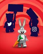 71030 Minifigures Série Looney Tunes Facebook 2