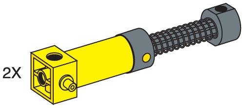 970117 Pneumatic Hand Pump