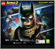 Batman 2 advertisement