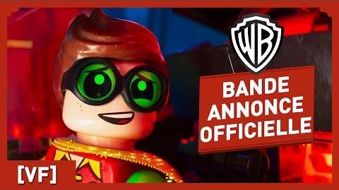 LEGO BATMAN, LE FILM - Bande Annonce Officielle 4 (VF)