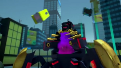 Overlord Attacking Ninjago City