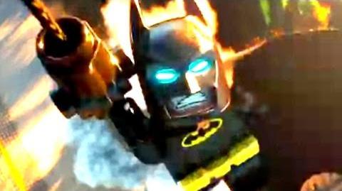 THE LEGO BATMAN MOVIE TV Spot 16 - Family Man (2017) Animated Comedy Movie HD