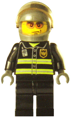 City Firefighter Two