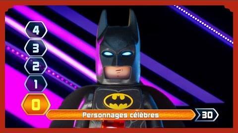 LEGO Batman, le Film - Questions Pour Un Champion!