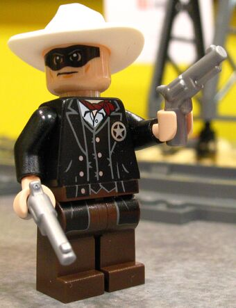 Lego Danny Reid 79111 Constitution Train Chase The Lone Ranger Minifigure
