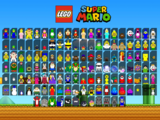 Custom:LEGO Super Mario The Video Game