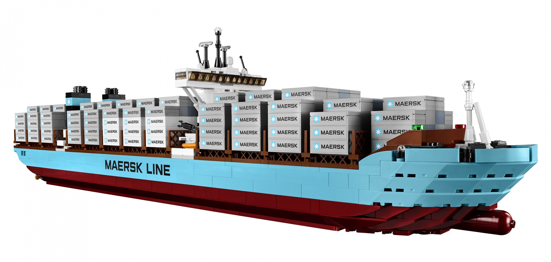 10241 Maersk Line Container Ship