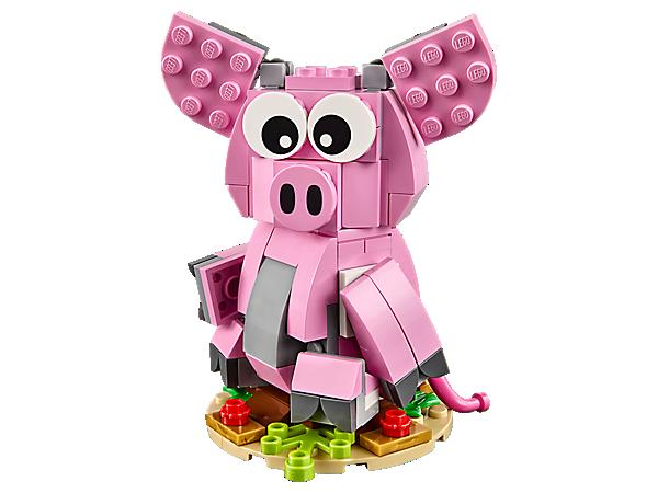 40186 L'année du cochon