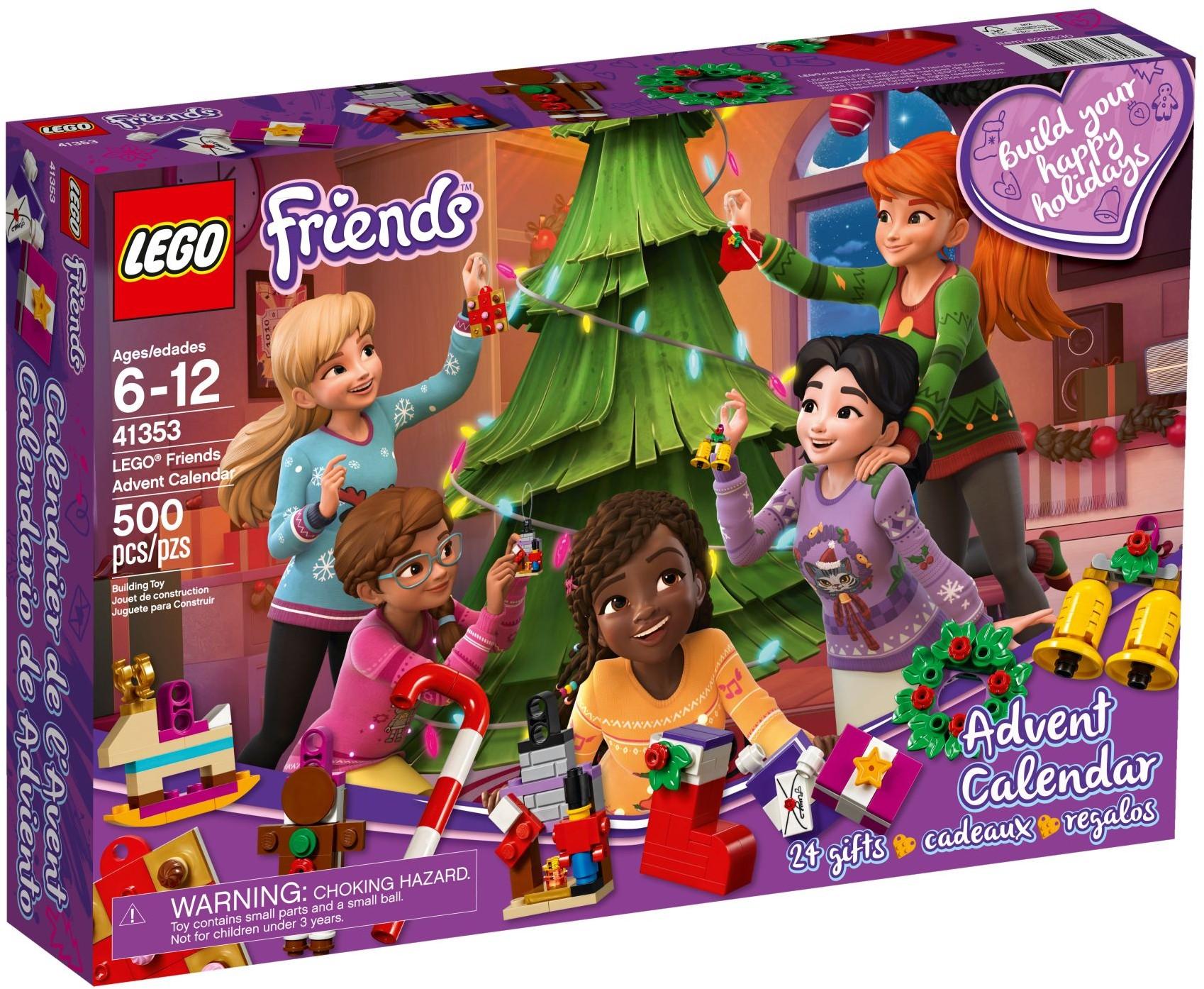 41353 Friends Advent Calendar
