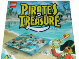 GA07 Search for the Pirate's Treasure Board Game