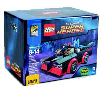 Comic-Con Exclusive Batman Classic TV Series Batmobile