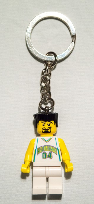 850698 New Orleans Player Key Chain