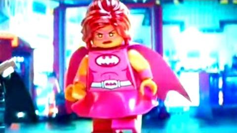 THE LEGO BATMAN MOVIE TV Spot 14 - Teamwork (2017) Animated Comedy Movie HD
