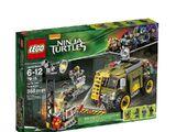 79115 Turtle Van Takedown