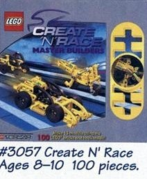 3057 Master Builders - Create 'N' Race