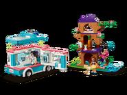 41445 L'ambulance de la clinique vétérinaire 5