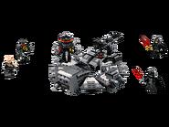 75183 La transformation de Dark Vador