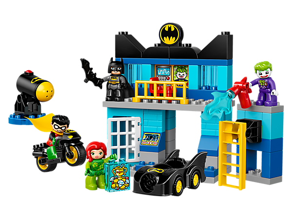 10842 Le défi de la Batcave