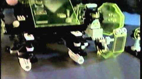 1991 LEGO Blacktron 2 Collection commercial