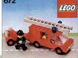 672 Fire Engine