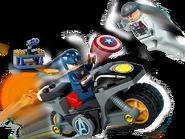 76189 L'affrontement entre Captain America et Hydra 2