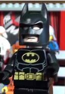 Capeless Batman