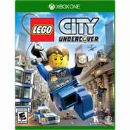 LEGO City Under Cover Xbox One