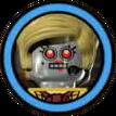 TLM Jeton 084-Velma Agraphobot