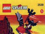 2539 Batwing Flyer