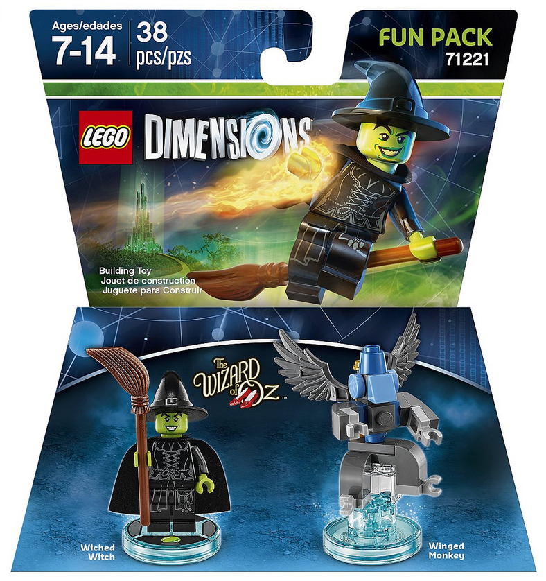 71221 Wizard of Oz Wicked Witch Fun Pack