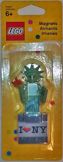850497 Statue of Liberty Magnet