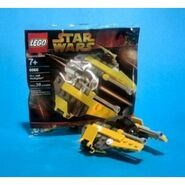 Mini jedi starfighter