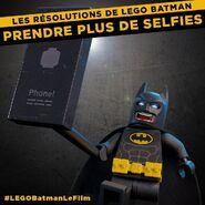 Vignette Batman Movie 35c